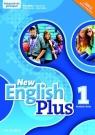 New English Plus 1 GIM Podręcznik z nagraniami 2015 Ben Wetz, James Styring, Nicholas Tims, Jenny Quintana, Alicja Gałązka