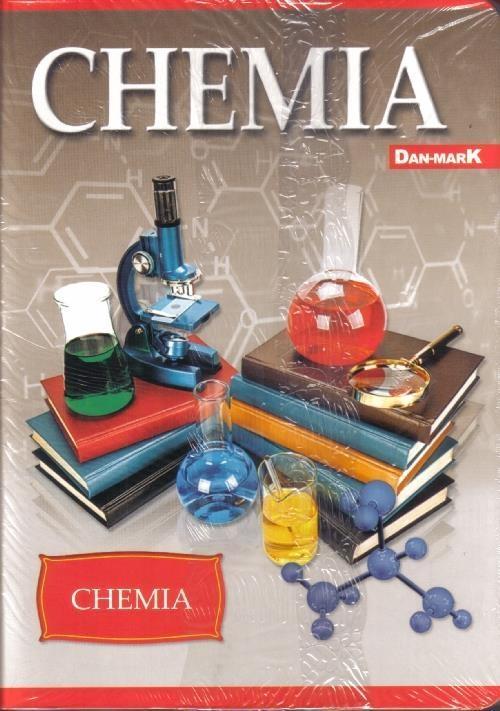 Zeszyt A5/60K/BR kratka Chemia 10 szt.