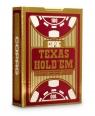 Talia Texas Hold'em 100% plasitc - czerwona/czarna MIX