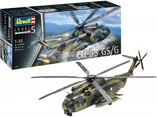 Model do sklejania JCH-53 GSG (03856)