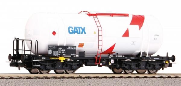 Wagon Cysterna 406Rb Zas, GATX,PKP PL-GATXP (58456)