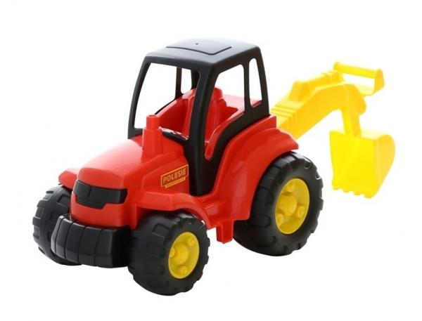 Traktor z łopatą Mistrz (0568)