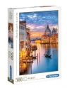 Puzzle 500: High Quality Collection - Lighting Venice (35056)Wiek: 14+
