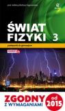 Świat fizyki. Podręcznik. Gimnazjum. Część 3.