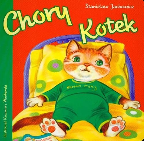 Chory kotek Jachowicz Stanisław