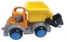 Pojazd śmieciarka z figurką Jumbo Edi
