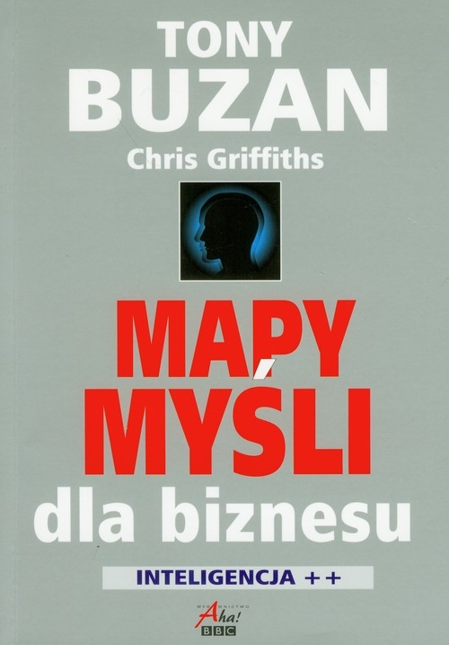 Mapy myśli dla biznesu Buzan Tony, Griffiths Chris