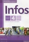 Infos 4 Język niemiecki Podręcznik wieloletni