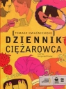 Dziennik ciężarowca  (Audiobook) Kwaśniewski Tomasz