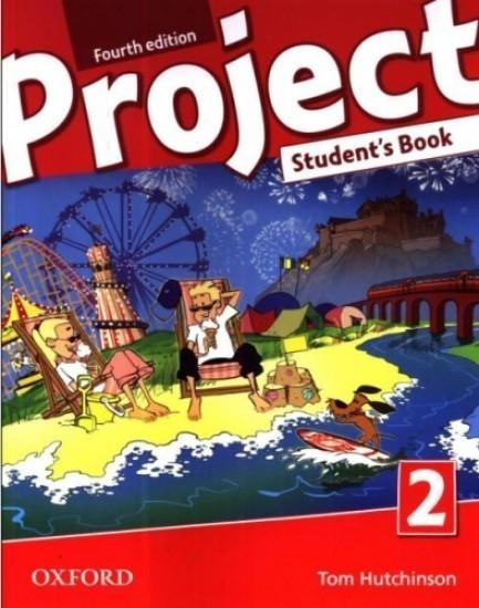 Project 2 Fourth Edition SP Podręcznik. Jezyk angielski Tom Hutchinson