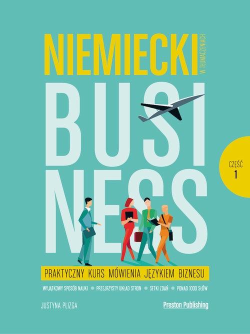 Niemiecki w tłumaczeniach Business cz.1 Plizga Justyna