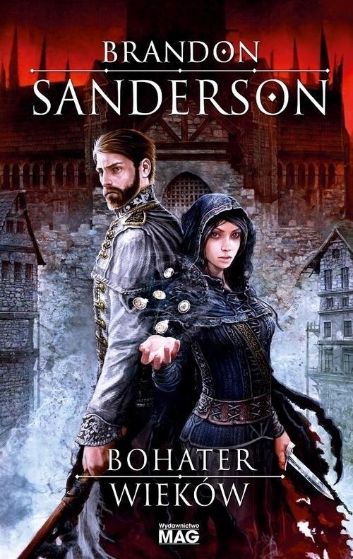 Bohater wieków Sanderson Brandon