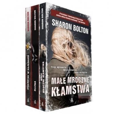 Pakiet - Stokrotka w kajdankach/Blizna/Małe... Sharon Bolton