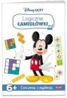 Disney uczy Miki. Logiczne łamigłówki praca zbiorowa