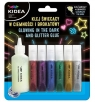 Klej świecący w ciemności i brokatowy Kidea (DRF-079568)