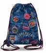 Coolpack - Sprint - Worek sportowy - Blue (Badges B) (B73154)