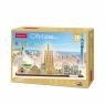 Puzzle 3D: Cityline - Barcelona (306-20256)Wiek: 8+