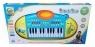 Pianinko Portable Piano z mikrofonem  48cm