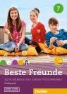 Beste Freunde 7 Podręcznik + CD 797/1/2017 Georgiakaki Manuela, Bovermann Monika, Graf-Riemann Elisabeth