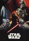 Teczka z gumką A4 Star Wars mix