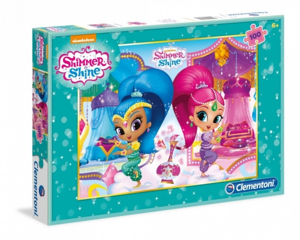Puzzle Shimmer and Shine 100 (07256)