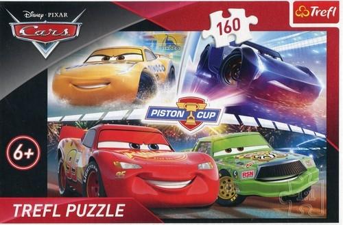 Puzzle 160: Auta - Zwycięski wyścig (15356)