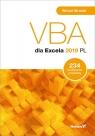 VBA dla Excela 2019 PL.
