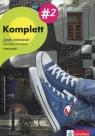 Komplett 2 Język niemiecki Podręcznik + 2CD