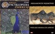 Wielka encyklopedia zwierząt. Ptaki. Tom 11 + DVD PTAKI