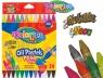 Trójkątne pastele olejne Colorino Kids 24 kolory (36085PTR)