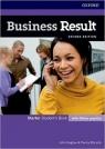 Business Result 2E Starter SB + online practice John Hughes, Penny McLarty