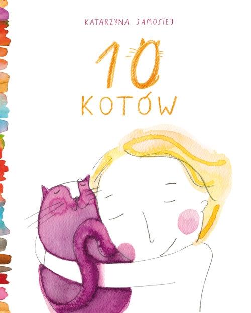 10 kotów Samosiej Katarzyna