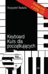 Keyboard kurs dla początkujących + CD Raduła Krzysztof
