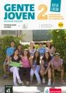 Gente Joven 2 Podręcznik wieloletni z płytą CD Gimnazjum