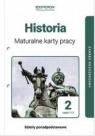 Historia LO 2 Maturalne karty pracy ZR cz.1-2 Adam Balicki