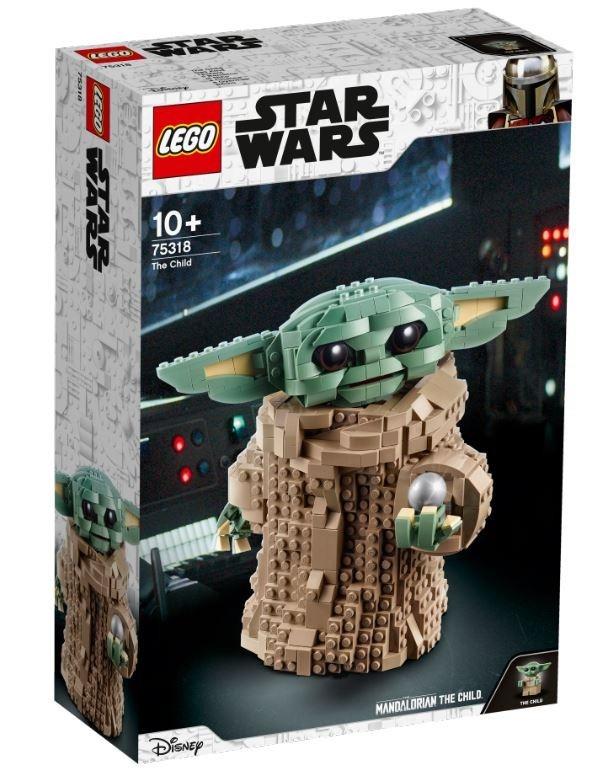 Lego Star Wars: Baby Yoda (75318)