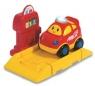 Go! Go! Kierowco Mały Zestaw z mówiącym pojazdem dystrybutor paliwa (1211)