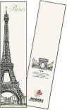 Zakładka do książki Paris opakowanie 2 sztuki