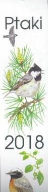 Kalendarz 2018 Paskowy - Ptaki ADAM