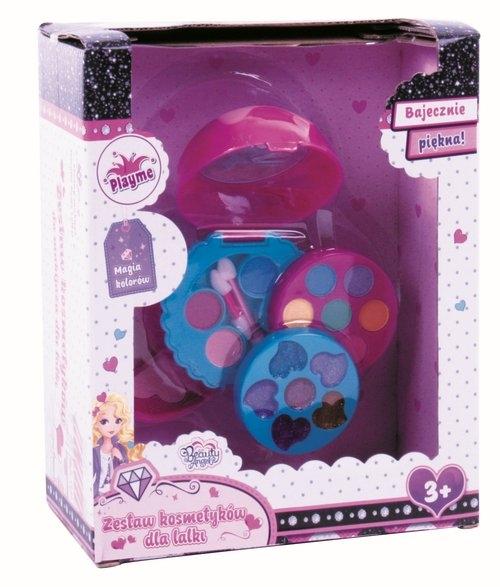 Playme Zestaw kosmetyków dla lalek w kształcie ciastka
