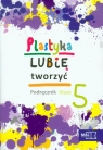 Plastyka Lubię tworzyć 5 Podręcznik z płytą CD szkoła podstawowa Sygut Wojciech, Kwiecień Marzena