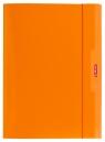 Teczka A4 z gumką - pomarańczowa (9564576)