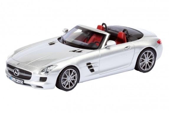 SCHUCO Mercedes-Benz SLS Roadster