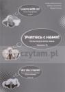 Ucz się z nami Testy egzaminacyjne z języka rosyjskiego Poziom B1 +CD