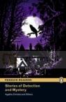 Pen. Stories of Detection & Mystery Bk/MP3 CD (5) RL