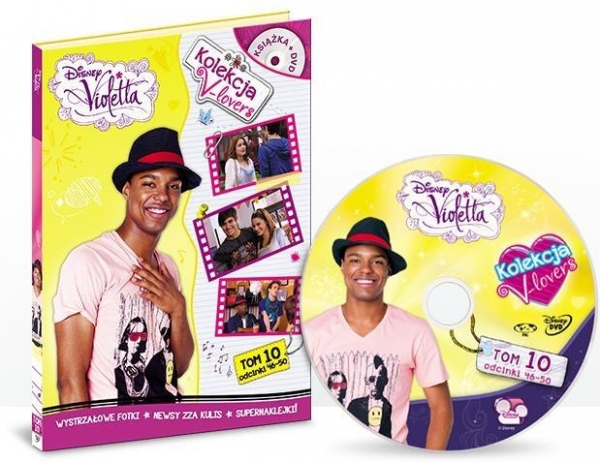 Violetta Kolekcja V-lovers Tom 10