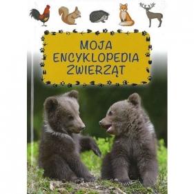 Moja encyklopedia zwierząt Natalia Kawałko