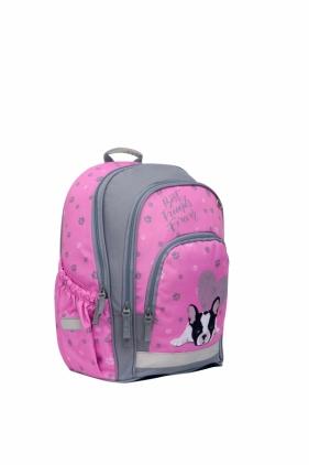 Plecak szkolny Pink Dog