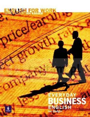 Everyday Business English Ian Badger