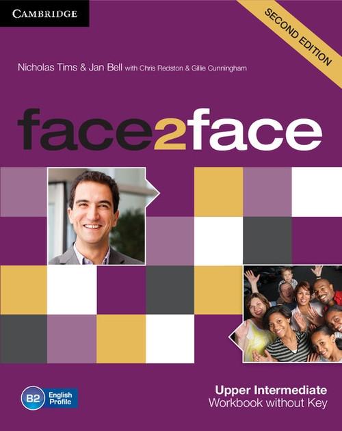 face2face Upper Intermediate Workbook without Key Tims Nicholas, Bell Jan